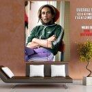 Bob Marley Jamaica Reggae Color Huge Giant Print Poster