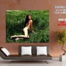 Megan Fox Hot Topless Sexy Actress Huge Giant Print Poster