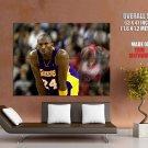 Kobe Bryant Michael Jordan Lakers Bulls Nba Basketball Huge Giant Poster