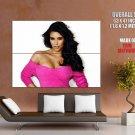Kim Kardashian Actress Drop Dead Diva Huge Giant Print Poster