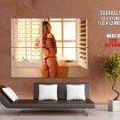 Jenna Nickol Sexy Ass Hot Model Huge Giant Print Poster