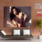 Emma Glover Sexy Bra Hot Model Huge Giant Print Poster