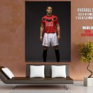 Rio Ferdinand Manchester United Football HUGE GIANT Print Poster