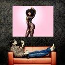 Nicki Minaj Hot Singer Sexy Body Music Huge 47x35 Print POSTER