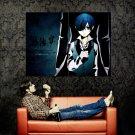Black Butler Anime Manga Art Huge 47x35 Print POSTER