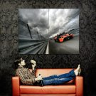 KTM X Bow Stormy Road Supercar Huge 47x35 Print POSTER