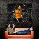 Cesc Fabregas Arsenal Football Sport Huge 47x35 Print POSTER