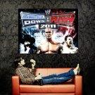 Smackdown Vs Raw Wrestling WWE Huge 47x35 Print Poster