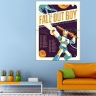 Fall Out Boy Save Rock And Roll Huge 47x35 Print POSTER