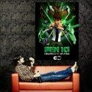 Ben 10 Destroy All Aliens Huge 47x35 Print Poster