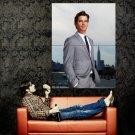 White Collar TV Matt Bomer Huge 47x35 Print Poster