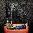 Blade Runner Sci Fi Movie Harrison Ford BW Huge 47x35 Print Poster