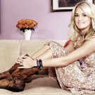 Carrie Underwood Beautiful Singer Music 32x24 Print POSTER