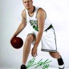 Brian Scalabrine White Mamba NBA Signature 32x24 Print POSTER