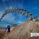 Travis Pastrana Backflip Motorbike Extreme Sport 32x24 Print POSTER