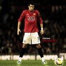 Cristiano Ronaldo Freekick Football 32x24 Print Poster
