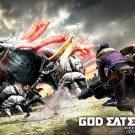God Eater 2 Video Game Art 32x24 Print Poster