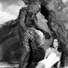 Adams Julie Creature From The Black Lagoon 32x24 Print Poster