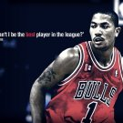 Derrick Rose MVP Chicago Bulls NBA Basketball Sport 16x12 Print POSTER