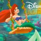 The Little Mermaid Ariel Walt Disney Art 16x12 Print Poster