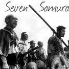Seven Samurai Toshiro Mifune Movie 16x12 Print Poster