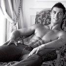 Cristiano Ronaldo Hot Shirtless Football 24x18 Print POSTER