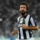 Andrea Pirlo Juventus Football Soccer Sport 24x18 Print Poster