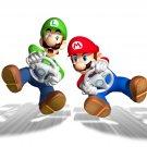 Mario Kart Wii Super Game Art 16x12 Print Poster