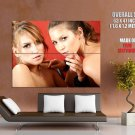 Hot Naked Sexy Girls Lesbian Huge Giant Print Poster