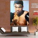 Muhammad Ali Greatest Boxer Painting Art HUGE GIANT Print Poster