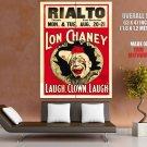 Laugh Clown Laugh 1928 Retro Movie Vintage HUGE GIANT Print Poster