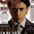 Actor Robert Downey Jr Magazine 16x12 Print POSTER