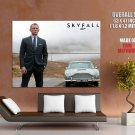 James Bond Skyfall Daniel Craig Movie HUGE GIANT Print Poster