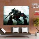 Transformers Optimus Prime Movie Huge Giant Print Poster