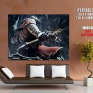 Castlevania Lords Of Shadow Video Game Art Huge Giant Print Poster