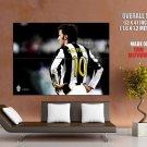 Alessandro Del Piero Juventus Legend Huge Giant Print Poster