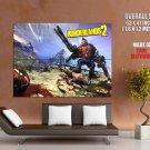 Borderlands 2 Mutants Art Video Game Huge Giant Print Poster