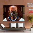 Anthony Hopkins Hannibal Lecter Legendary Actor Huge Giant Poster