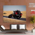 Brammo Empulse Sport Bike Motorcycle Huge Giant Poster