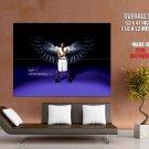 Kobe Bryant Supernatural Wings Nba Huge Giant Print Poster
