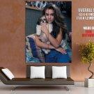 Alyssa Milano Hall Pass Actress Huge Giant Print Poster