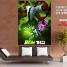 Ben 10 Destroy All Aliens Huge Giant Print Poster