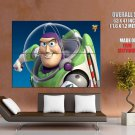 Buzz Lightyear Toy Story Huge Giant Print Poster