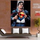Clark Kent Superman Dc Comics Art Huge Giant Print Poster