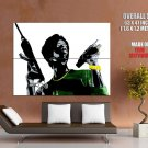 City Of God Movie Art Weapons Huge Giant Print Poster