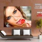 Malena Morgan Hot Lollipop Model HUGE GIANT Print Poster