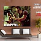 Max Payne 3 Video Game Art Huge Giant Print Poster