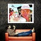 Fear And Loathing In Las Vegas Movie Art Huge 47x35 Print POSTER