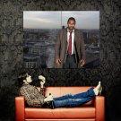 DCI John Luther Idris Elba TV Series Huge 47x35 Print POSTER