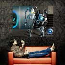 Portal Robots Aperture Video Game Huge 47x35 Print POSTER